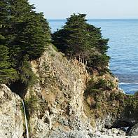 San Francisco Landscape Photography Paul Pardue 20120804_173116_008791 Big Sur, California, Cliffs, Coast, Ocean, Outdoor, Pacific, Trees, Waterfall, Waves