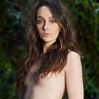San Francisco Fine Art Nude Photography Paul Pardue 20141214_142154_019216 Brunette, Dirt, Flash, Los Gatos, Outdoor, Rocks, Santa Cruz Mountains, Softbox, Strobe, Strobist, Synchro Sun, Trees