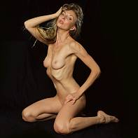 San Francisco Fine Art Nude Photography Paul Pardue 20150528_190109_020849 Flash, Low Key, Softbox, Strobe, Studio