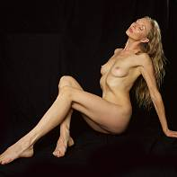 San Francisco Fine Art Nude Photography Paul Pardue 20150528_191041_020888 Flash, Low Key, Softbox, Strobe, Studio